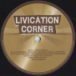 Dubcreator /  Lyrical Benjie - Fight To Survive - 10""