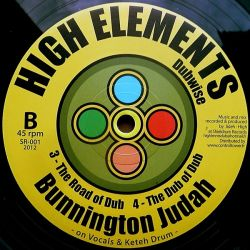 Bunnington Judah - The Road Of Life - 12""