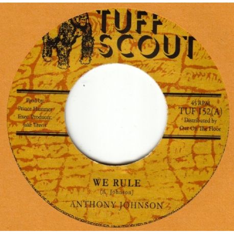 Anthony Johnson - We Rule - 7""