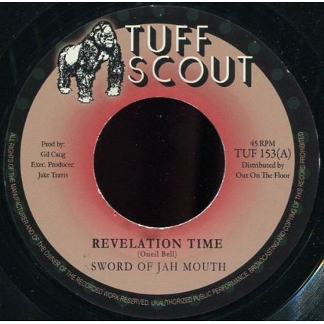 Sword Of Jah Mouth - Revelation Time - 7""