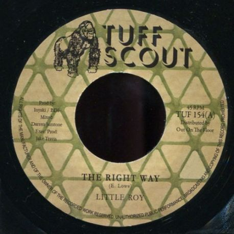 """Little Roy - The Right Way - 7"""""""