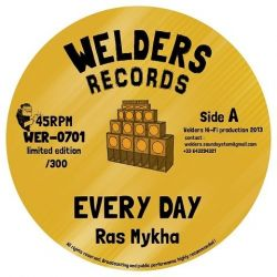 Ras Mykha - Every Day - 7""