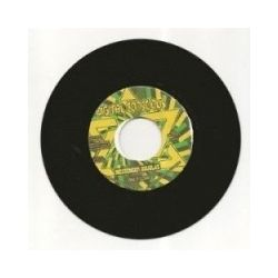Messenger Douglas /  Prince Jamo - Only Love / Dirty Hoffin - 7""