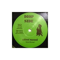 Colonel Maxwell - Heart & Soul - 7""