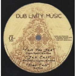 Couie Roots /  Ras Teo - Call Pon Jah / Give Thanks & Praises - 12""