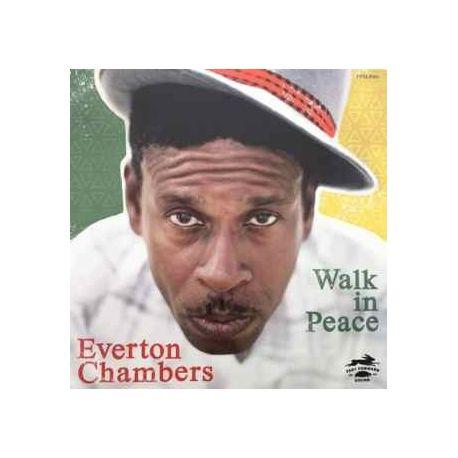 Everton Chambers - Walk In Peace - LP