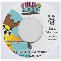 MC Soom-T /  Hilary Brooks  - We Are The Glasgow Girls - 7""
