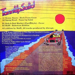 Various - Tann Up Solid EP - 12""