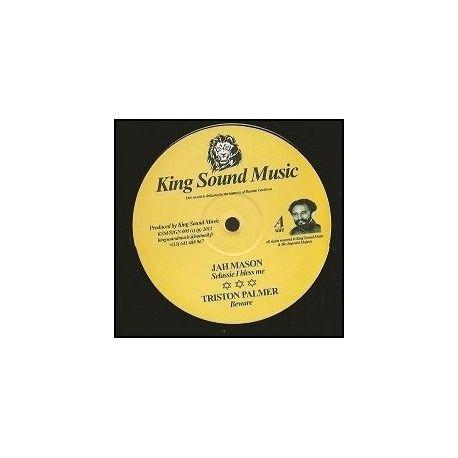 """Jah Mason /  Tristan Palmer - Selassie I Bless Me - 12"""""""