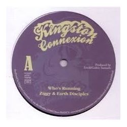 Ziggy /  Earth Disciples - Who's Running - 10""