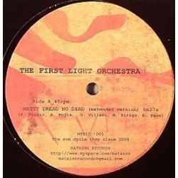 First Light Orchestra, The - Natty Dread No Dead - 10""