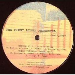 """First Light Orchestra, The - Natty Dread No Dead - 10"""""""