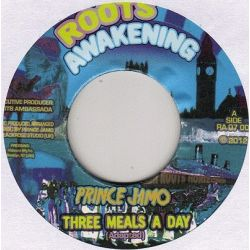 Prince Jamo - Three Meals A Day - 7""