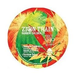Zion Train - Rainbow Children Ep - 10""