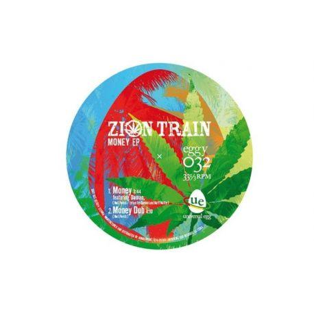 "Zion Train - Money - 10"""