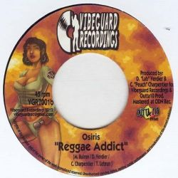 John Mouse /  Osiris Mc - The System / Reggae Addict - 7""