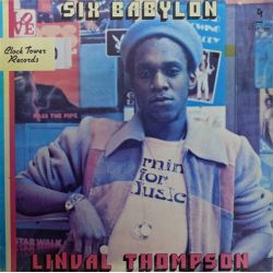 Linval Thompson - Six Babylon - LP