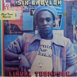 Linval Thompson - Six Babylon - LP