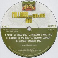 Fullness /  Izyah Davis - Arise - LP