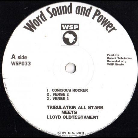 """Tribulation All Stars meets ... - No Bad Mind - 12"""""""