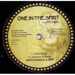 Rootsamala /  Basque Dub Foundation - Sufferation - 12""