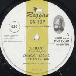 Barry Issac /  Eli Emmanuel - Chant / Drug Dealers - 10""