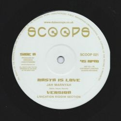 Jah Marnyah /  Ras Iyahkayah - Rasta Is Love / Good Life - 10""