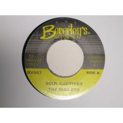 Wailers, The - Soul Captives / Version - 7""