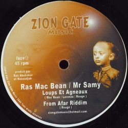 Ras Mac Bean - Reparation - 12""