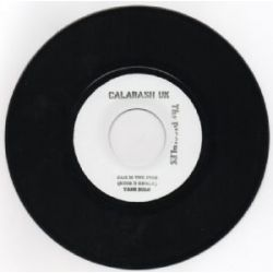 """Yami Bolo /  The Disciples  - Jah Is The Fire  - 7"""""""