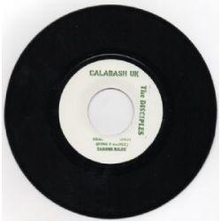 """Tarrus Riley /  The Disciples  - Chant Rastafari - 7"""""""