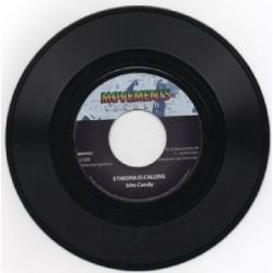 """Icho Candy /  The Disciples  /  Dougie Wardrop - Ethiopia Is Calling - 7"""""""