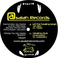 Jah Marnyah /  Jah Bird - Defender Of The Faith / Let The Healing Begin - 10""