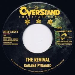 Kabaka Pyramid /  Iba Mahr - The Revival / Step Away  - 7""
