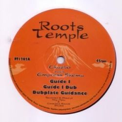 "Chazbo /  Empress Shema - Guide I / Holy Zion - 12"""