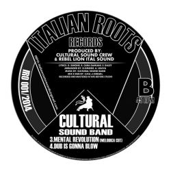 Earl Sixteen /  Cultural Sound Band - Revolution Is Gonna Blow - 12""