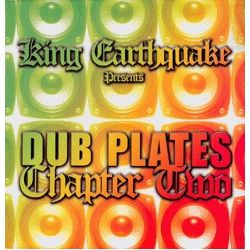 King Earthquake - Earthquake Dub-Plates Chapter Two - LP