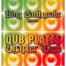 King Earthquake - Earthquake Dub-Plates Chapter Two - LP