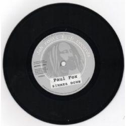"""Paul Fox  - Simmer Down - 7"""""""