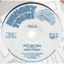Roman Stewart - Rice And Peas - 12""