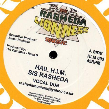 """Sister Rasheda - Hail H.I.M. - 12"""""""