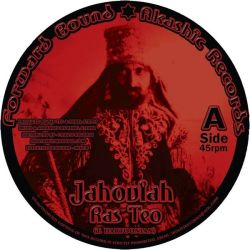 "Ras Teo - Jahoviah  - 7"""