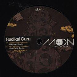 "Radikal Guru - The Rootstepa Remixed - 12"""