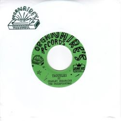 "Charles ""Organaire"" Cameron /  Prizefighters, The - Troubles / Elusive Baby - 7"""