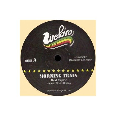 Rod Taylor - Morning Train - 12""