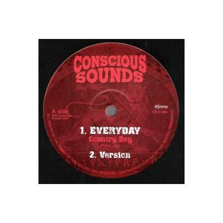 Country Boy , Ghetto Preist - Everyday , Warfare - 10""