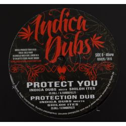 """Shelly Ravio/Indica Dubs -  Guide You / Protect you - 10"""""""