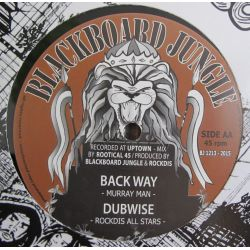 Murray Man / earl 16 - Back Way/African Down - 12""