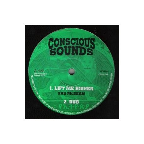 Ras McBean , Culture Freeman - Lift Me Higher , On A Mission - 10""