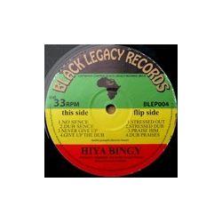 Hiya Bingy - No Sense Ep - LP